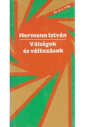 Válságok és változások - Hermann István - Régikönyvek