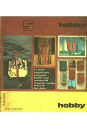 Hobby 5 - Hetényi István - Régikönyvek