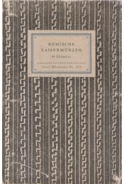 Römische Kaisermünzen - Hirmer, Max - Régikönyvek