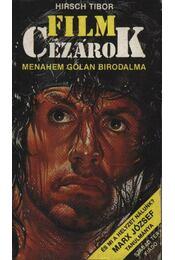 Filmcézárok - Hirsch Tibor - Régikönyvek