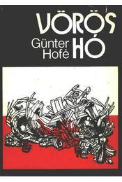 Vörös hó - Hofé, Günter - Régikönyvek