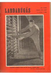 Labdarúgás 1964 (teljes) - Hoffer József - Régikönyvek