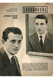Labdarúgás 1969. (hiányos) - Hoffer József - Régikönyvek