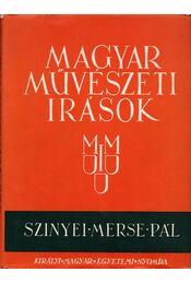 Szinyei Merse Pál - Hoffmann Edith - Régikönyvek