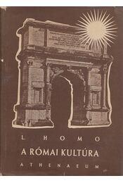 A római kultúra - Homo, Léon - Régikönyvek