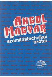Angol-magyar számítástechnikai szótár - Homonnay Péter - Régikönyvek