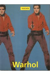 Andy Warhol 1928-1987 - Honnef, Klaus - Régikönyvek