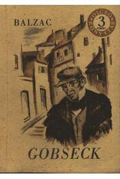 Gobseck - Honoré de Balzac - Régikönyvek