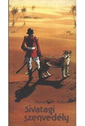 Sivatagi szenvedély - Honoré de Balzac - Régikönyvek