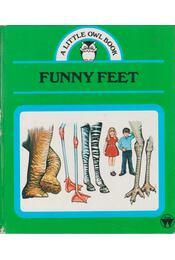Funny Feet - HOPWOOD, CLIVE - Régikönyvek