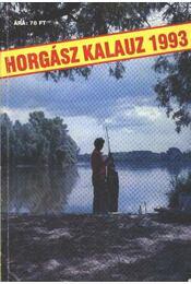 Horgászkalauz 1993. - Régikönyvek
