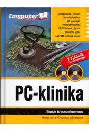 PC-Klinika - Horváth Annamária - Régikönyvek