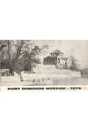 Kuny Domoos Múzeum - Tata - Horváth Ferenc - Régikönyvek