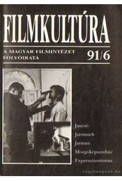 Filmkultúra 91/6 - Horváth György, Györffy Miklós, Forgács István, Pintér Judit, Urbán Mária, Gelencsér Gábor - Régikönyvek