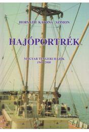 Hajóportrék - Horváth József, Katona Miklós, Szimon Miklós - Régikönyvek