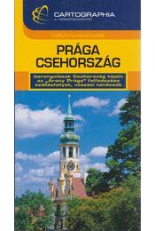 Prága, Csehország - Horváth Tibor - Régikönyvek