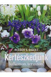 Kertészkedjünk balkonon, teraszon! - Houghton, Brenda - Régikönyvek