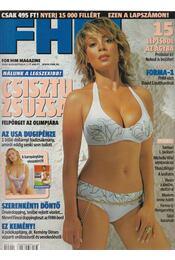 FHM 2004. augusztus - Hraschek Dávid - Régikönyvek