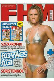 FHM 2006. augusztus - Hraschek Dávid - Régikönyvek