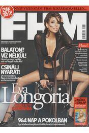 FHM 2007. július - Hraschek Dávid - Régikönyvek