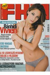 FHM 2008. december - Hraschek Dávid - Régikönyvek