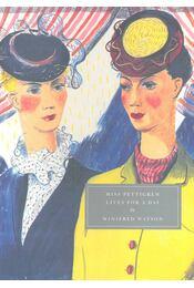 Miss Pettigrew Lives for a Day - WATSON, WINIFRED - Régikönyvek