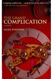 The Grand Complication - KURZWEIL, ALLEN - Régikönyvek