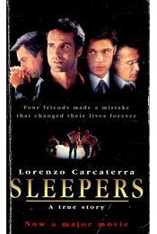 Sleepers - ARCATERRA, LORENZO - Régikönyvek