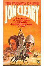 The Faraway Drums - Cleary, John - Régikönyvek