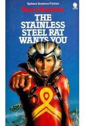 The Stainless Steel Rat Wants You - Harrison, Harry - Régikönyvek