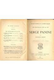 Serge Panine - Ohnet, Georges - Régikönyvek