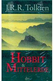 Hobbit & Mittelerde 2 Bde. - J. R. R. Tolkien - Régikönyvek