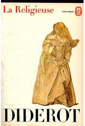 La Religieuse - Diderot, Denis - Régikönyvek