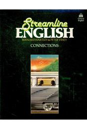 Streamline English - Connections - HARTLEY, BERNHARD - VINEY, PETER - Régikönyvek