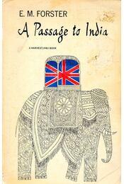 A Passage to India - FORSTER, E.M. - Régikönyvek