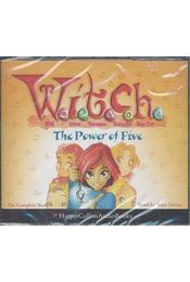 W.I.T.C.H. The Power of Five - SIMSES, KATE / read by - Régikönyvek