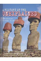 A History of the Unexplained - HURRELL, KAREN - LEWIS, BRENDA RALPH - Régikönyvek