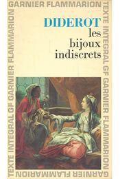 Les Bijoux Indiscrets - Diderot, Denis - Régikönyvek
