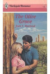 The Olive Grove - MacLEOD, JEAN S. - Régikönyvek