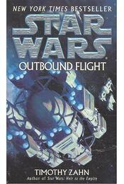 Outbound Flight - Zahn, Timothy - Régikönyvek