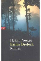 Barins Dreieck - Hakan Nesser - Régikönyvek
