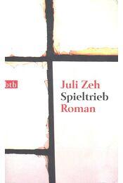 Spieltrieb - Zeh, Juli - Régikönyvek