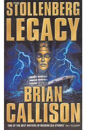 The Stollenberg Legacy - CALLISON, BRIAN - Régikönyvek