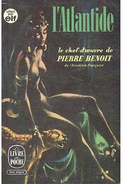L'Atlantide - Benoit, Pierre - Régikönyvek