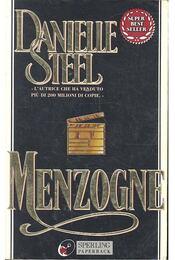 Menzogne - STEELE, DANIELLE - Régikönyvek