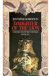 Daughter of the Lion - Roberson, Jennifer - Régikönyvek