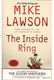 The Inside Ring - LAWSON, MIKE - Régikönyvek
