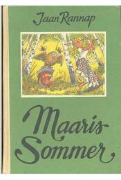 Maaris Sommer - Rannap, Jaan - Régikönyvek