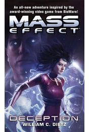 Mass Effect: Deception - Dietz, William C. - Régikönyvek