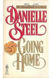 Going Home - STEELE, DANIELLE - Régikönyvek